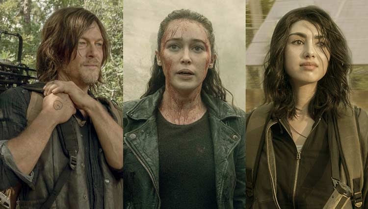 The Walking Dead: Scott Gimple on Past, Present, and Future of Movies, Fear, and World Beyond