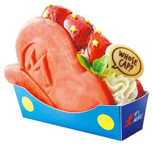 Mario Bros. Ice Cream