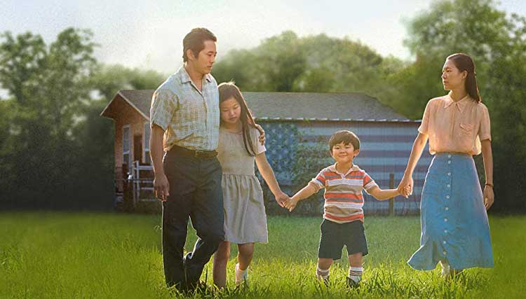 Steven Yeun oscar nomination for Minari
