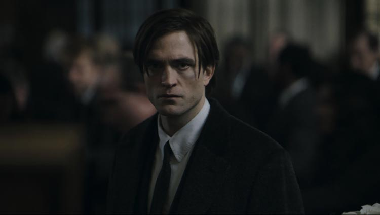The Batman with Robert Patterson going to be Phenomenal