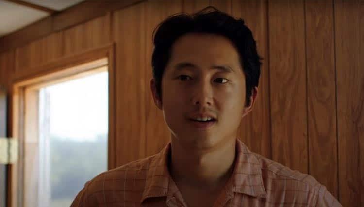 Steven Yeun Best Actor oscar nomination for Minari