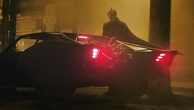 Robert Pattinson's The Batman Popthrill