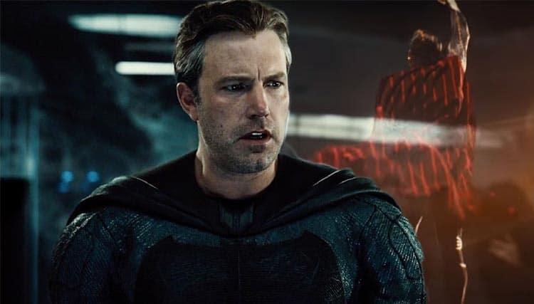 Zack Snyder's Justice League Ben Affleck as Batman