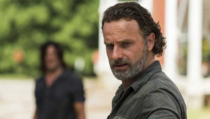 The Walking Dead Andrew Lincoln to start shooting TWD movie