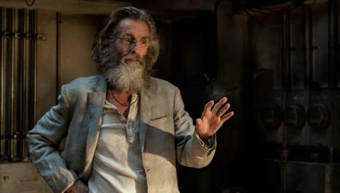 Fear the walking dead exclusive clip with Teddy Maddox (John Glover)