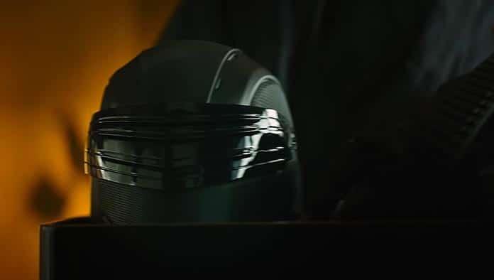 G.I. Joe Origins Henry Golding as Snake Eyes