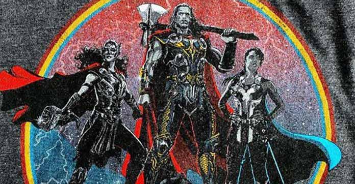 Natalie Portman's Lady Thor From Thor Love and Thunder Revealed