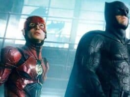 Ben Affleck Batman Is Back In New Flash Movie Behind The Scenes Images