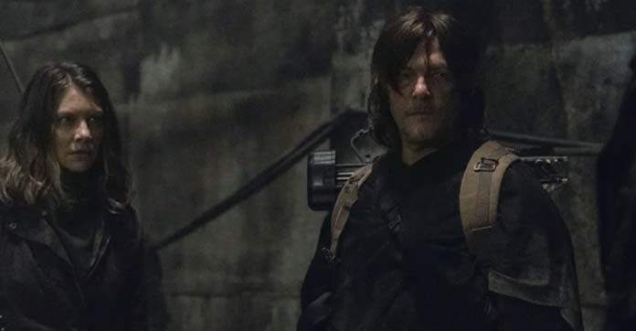 Norman Reedus The Walking Dead Origins Daryl's Story