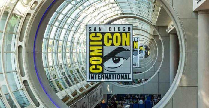 Comic-Con Comic-Con@Home 2021