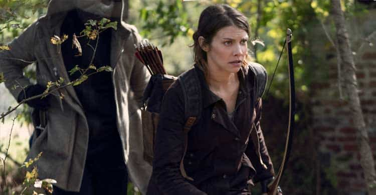 """Lauren Cohan Says Final Season """"Is Most Fun I've Ever Had"""" On TWD"""