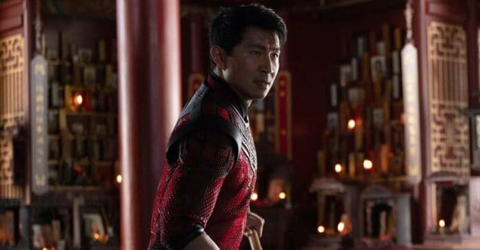 Shang-Chi and the Legend of the Ten Rings Disney+ November 12
