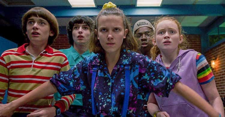 Netflix Hints At Stranger Things Spinoff Focusing On Millie Bobby Brown's Character