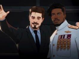What If episode 6 Killmonger meets Tony Stark