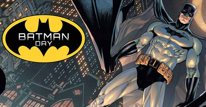 Batman Day 2021 Kicks Off With Two New Titles From DC