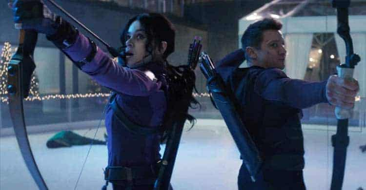 Hawkeye Trailer Reveals Clint Barton and Kate Bishop In Action