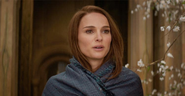 Lady Thor Natalie Portman Talks About Working Out For New Role