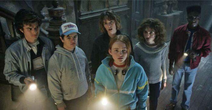 Stranger Things Season 4 Trailer Released
