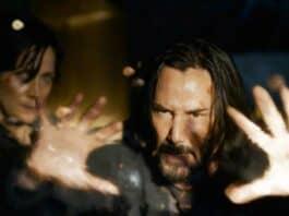The Matrix Resurrections trailer keyword the matrix resurrections
