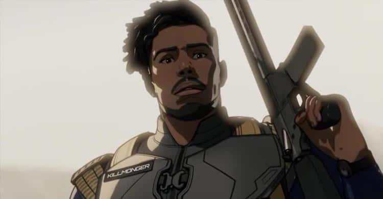 What If Episode 6 Trailer Features Michael B. Jordan's Killmonger