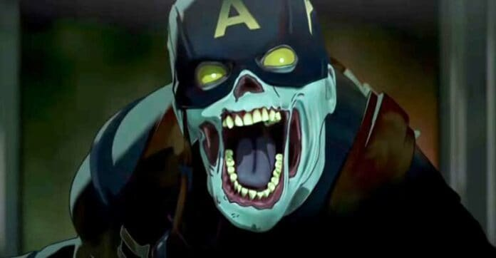 What If...? episode 5 Marvel Zombies
