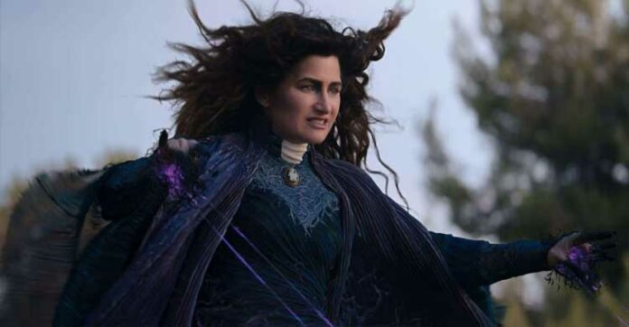 Agatha Harkness Show With WandaVision's Kathryn Hahn In The Works At Disney Plus