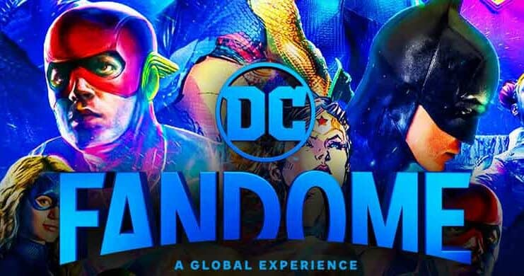 DC FanDome 2021: How To Watch The Virtual DC Comics Event