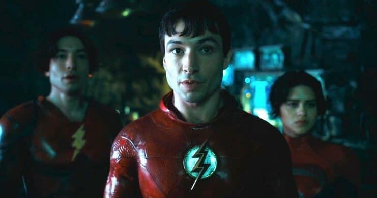 Flash movie wraps filming