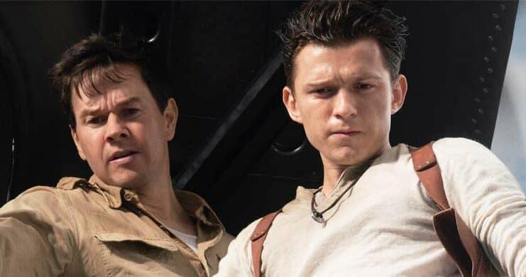 Uncharted Trailer Tom Holland Mark Wahlberg