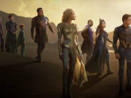 MCU's Eternals: Everything To Know About Marvel's Upcoming Superhero Team